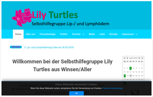 Selbsthilfegruppe LiLy Turtles